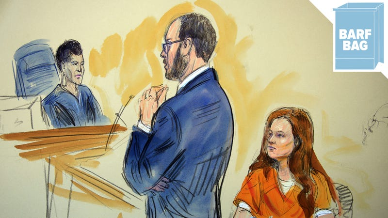 Illustration for article titled Maria Butina Was Shitty at Being a Spy