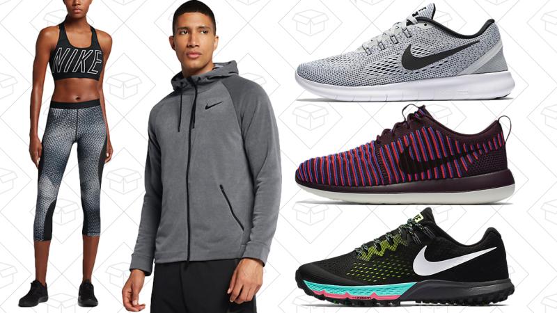 Rebajas del 40% en Nike