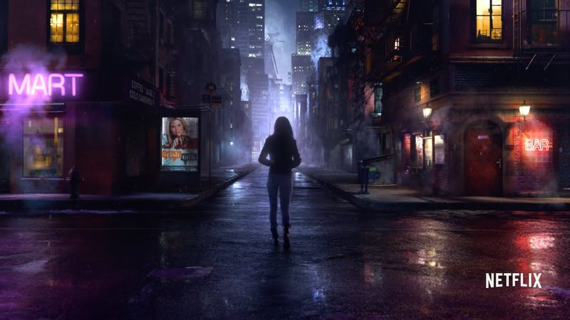 Marvel's Jessica Jones Is The Character-Focused Superhero