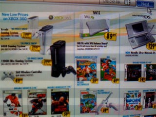Illustration for article titled Best Buy In On Hot, Steamy 360 Price Cut Action