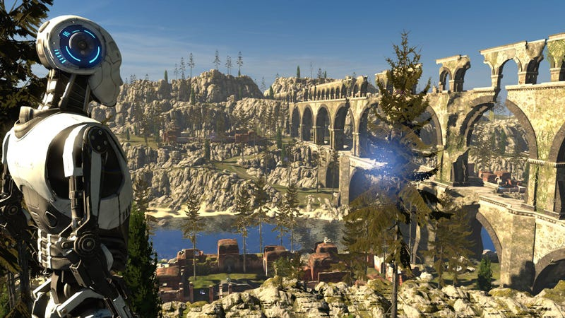 Illustration for article titled The Talos Principle Coming to PS4