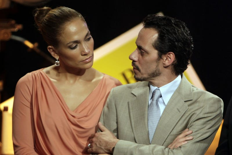 Illustration for article titled JLo Broke Up With Marc Anthony Hours Before Schmoozing with Will and Kate