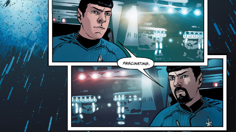 The Star Trek Comic Brings The Mirror Universe To The Reboot