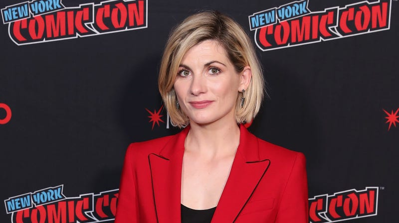 Illustration for article titled Jodie Whittaker talks about joining Doctor Who in new interview