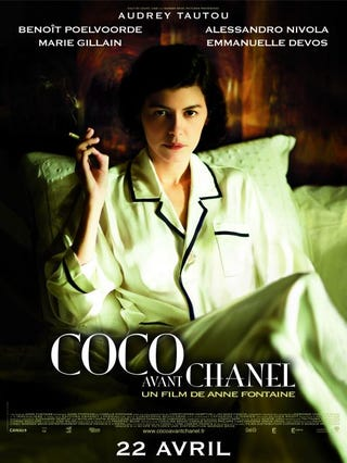 Illustration for article titled Coco Avant Chanel Poster Banned In Paris