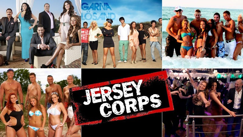 Illustration for article titled The Ultimate Guide To Every International Jersey Shore Knockoff