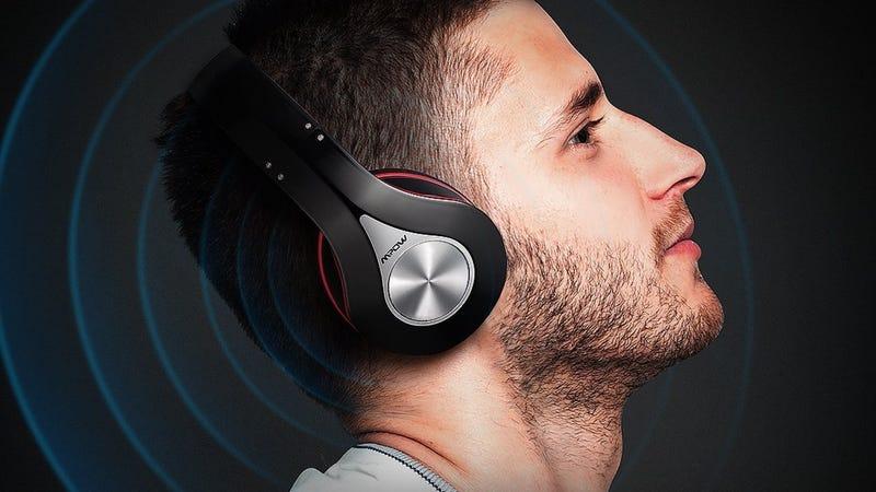 Mpow Bluetooth Over-Ear Headphones, $32 with code UTEHIVNV