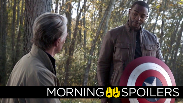 Anthony Mackie Teases the Scope of The Falcon and The Winter Soldier