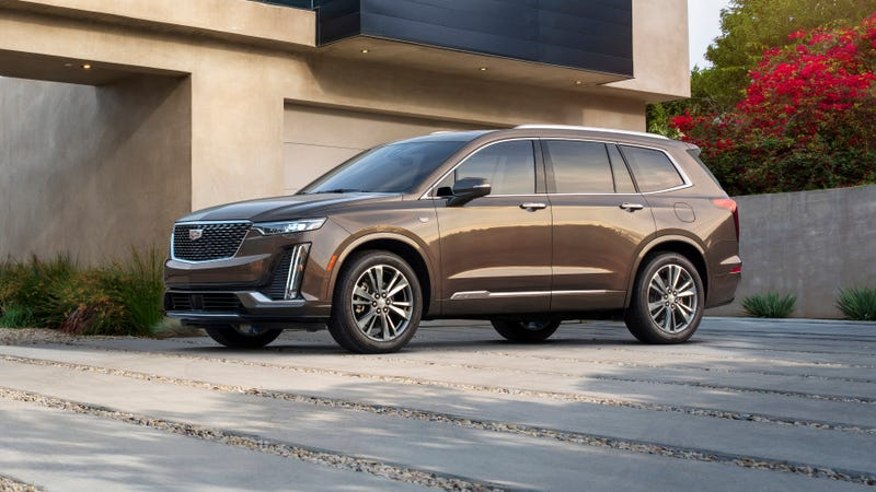 Illustration for article titled The 2020 Cadillac XT6 Will Be Cadillac's Three-Row Crossover Money Printer