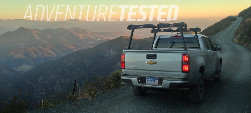 2015 Chevy Colorado First Off Road Test Can It Sneak Into Mexico