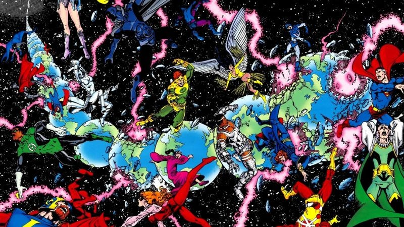 Illustration for article titled Take to the stars (and beyond) with classic cosmic comics