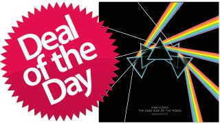 Illustration for article titled The Dark Side Of The Moon Immersion Box Set Is Your Reality Altering Deal of the Day