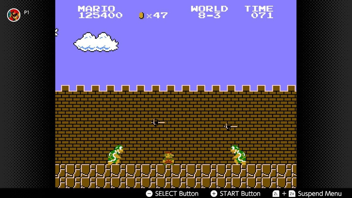 What Made Super Mario Bros  Level 8-3 So Good