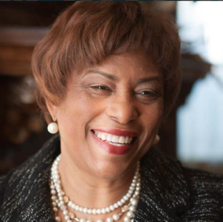 Brenda Lawrence, Mayor of Southfield, Michigan and Democratic nominee for U.S. House, District 14 covering parts of Detroit, Wayne and Oakland.Twitter