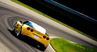 Illustration for article titled 2009 Corvette ZR1 Mega Gallery
