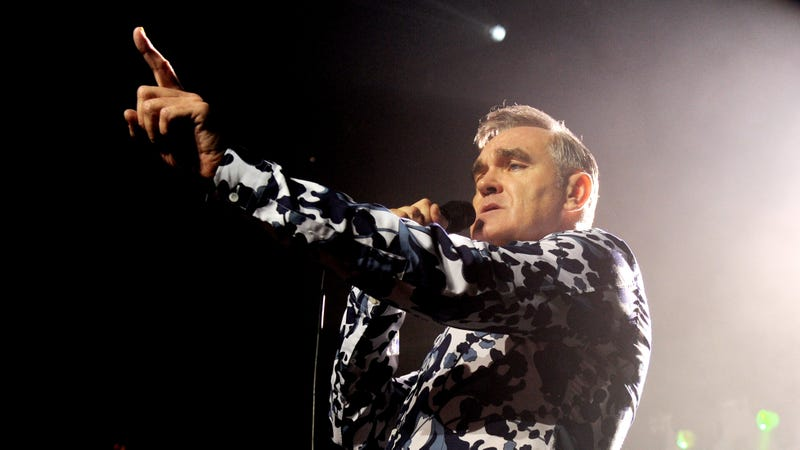 Illustration for article titled Morrissey can't trust the press, so he just gave an insane interview to his own website