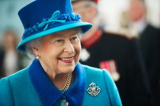 Queen Elizabeth II (Bethany Clarke/Getty Images)