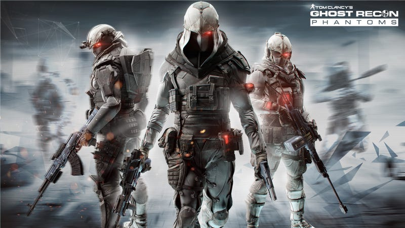 Illustration for article titled Assassin's Creed Comes To The World Of Ghost Recon Phantoms