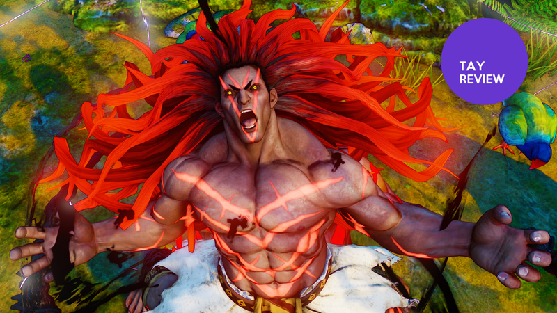 Illustration for article titled Street Fighter V: The TAY Review