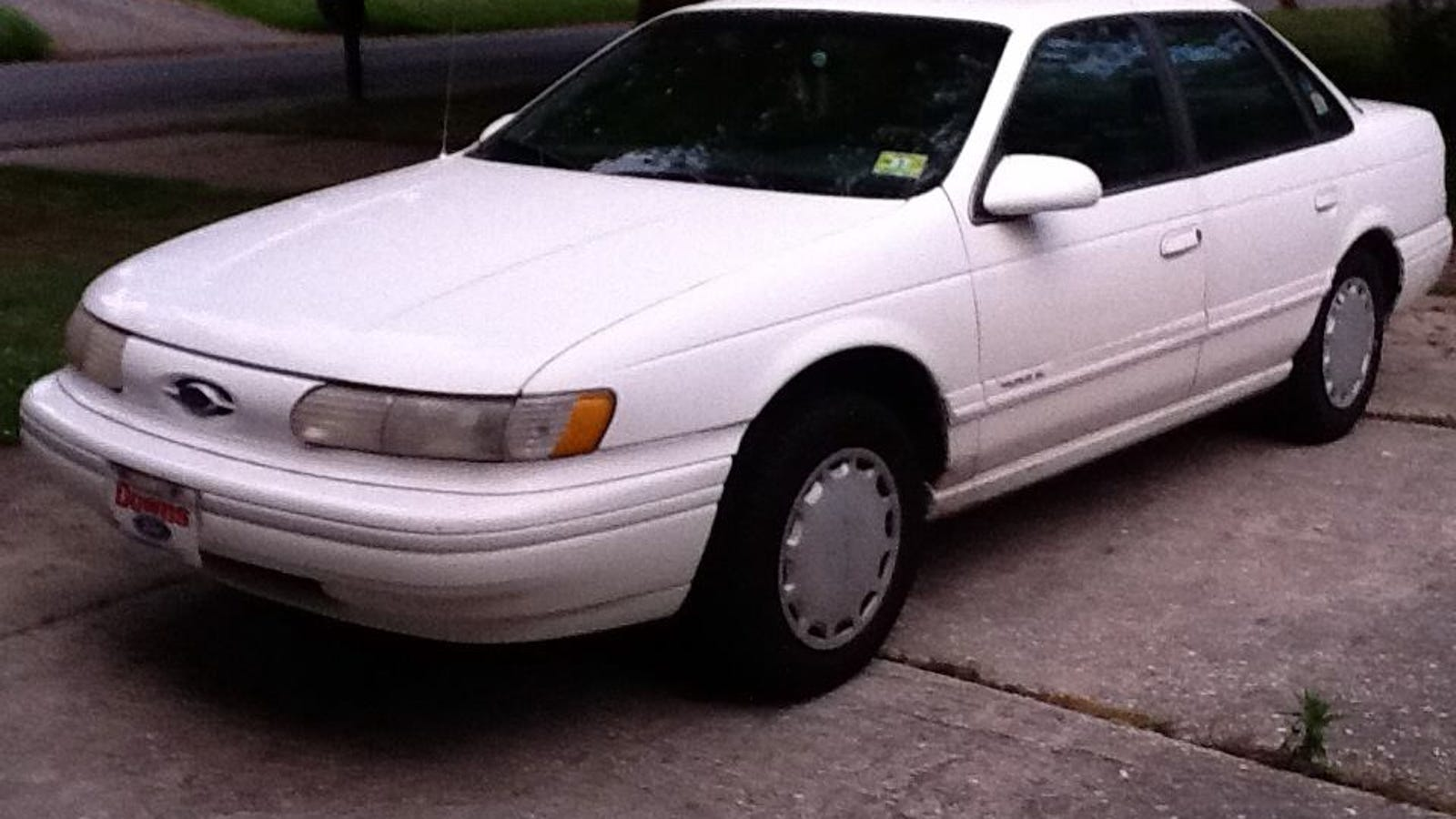 6th Gen Taurus >> 2nd Gen Ford Taurus- The toughest car I ever owned.