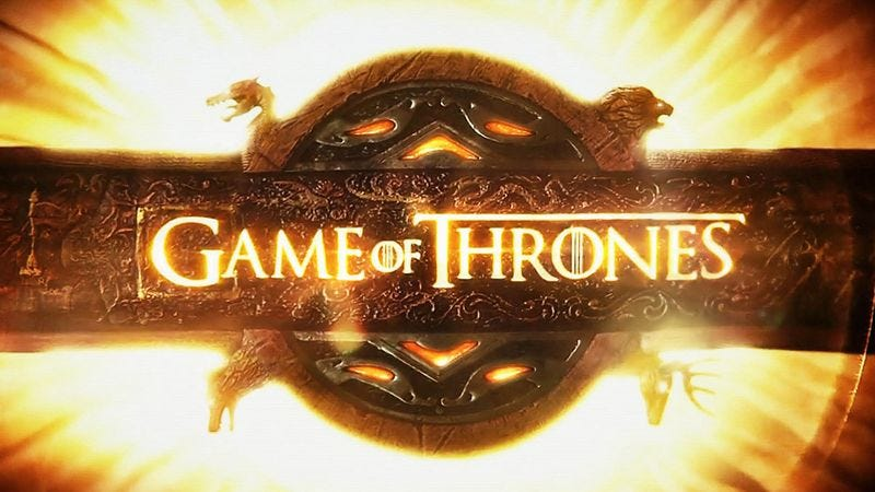 Illustration for article titled HBO Announces 'Game Of Thrones' Not Coming Back This Weekend