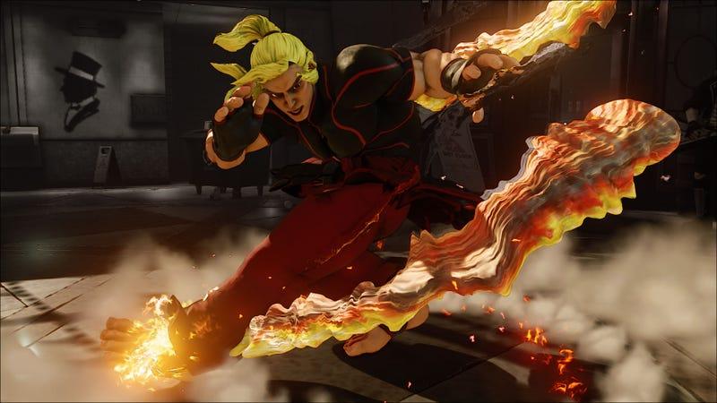 Illustration for article titled Street Fighter V Beta Postponed Until...It Actually Works