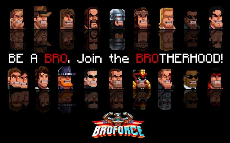 Be a BRO!