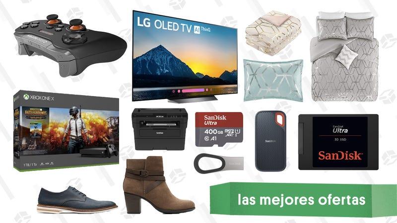 Illustration for article titled Las mejores ofertas de este miércoles: Televisores OLED, Xbox One, SSDs y más