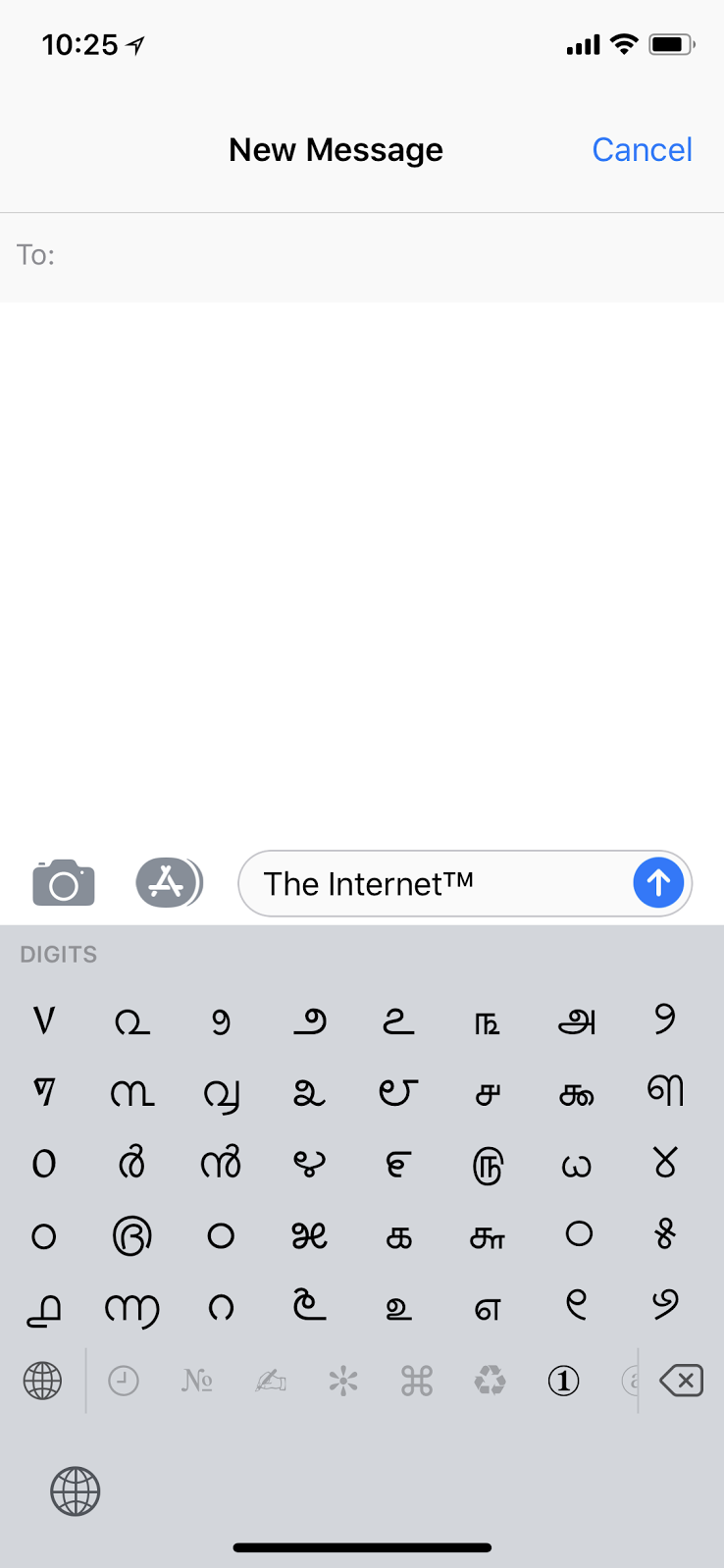 This iOS Keyboard App Will Give You All the Unicode