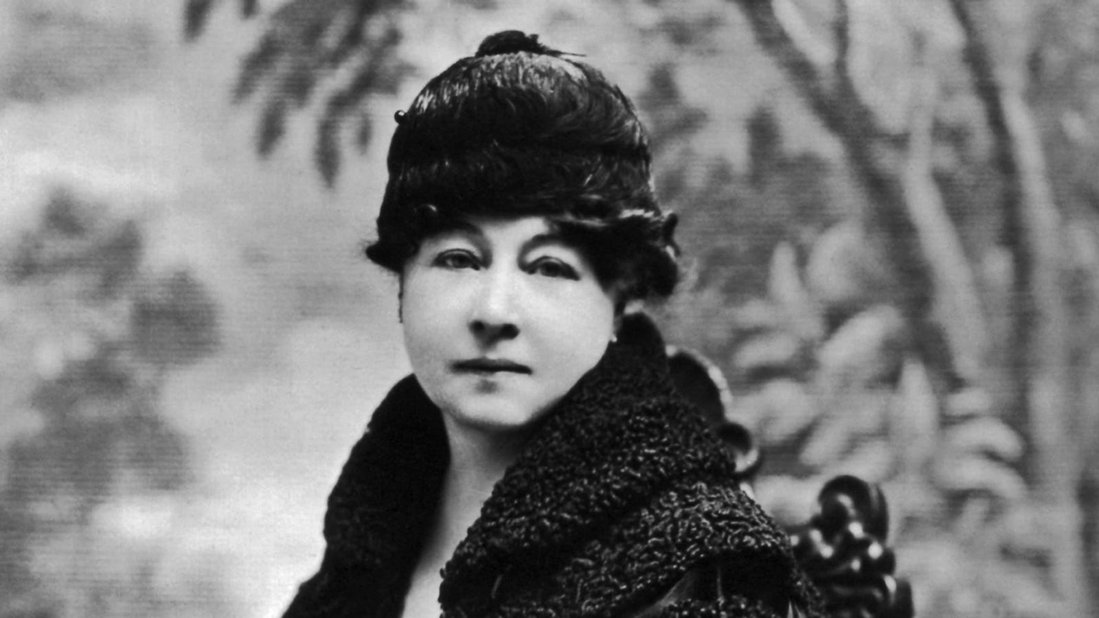 The first female director practically invented narrative film