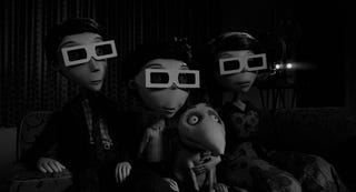 Illustration for article titled New Frankenweenie Pics