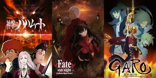 Illustration for article titled The Ten Anime of Fall 2014 To Watch