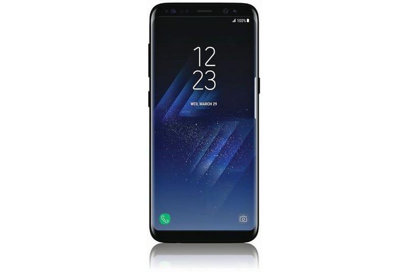 Illustration for article titled Esta es la imagen oficial (filtrada) del Samsung Galaxy S8 que estabas esperando