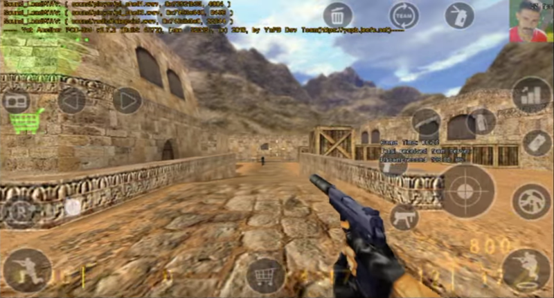 Illustration for article titled Cómo instalar la versión completa de Counter-Strike 1.6 en dispositivos Android