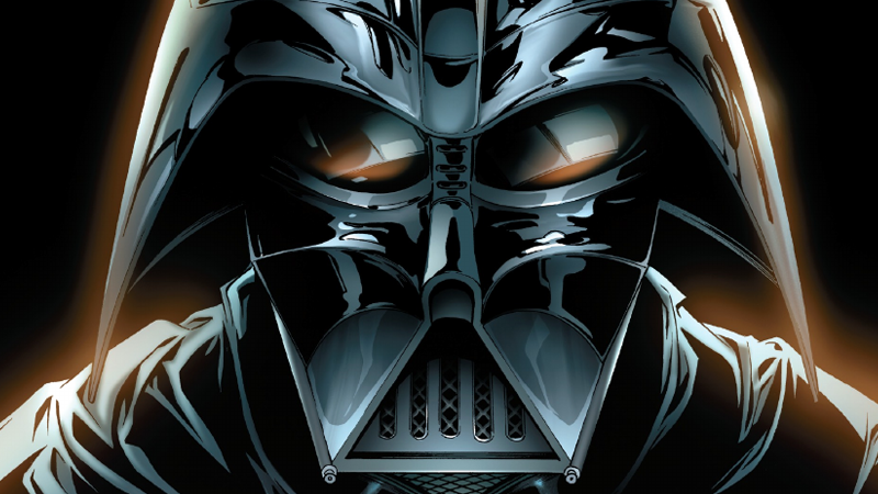 A very angry Darth Vader in this week's Vader #20.