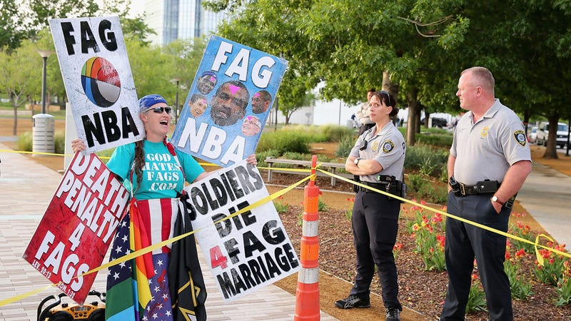 Illustration for article titled These Whack Job Vines By the Westboro Baptist Church Are Totally Nuts