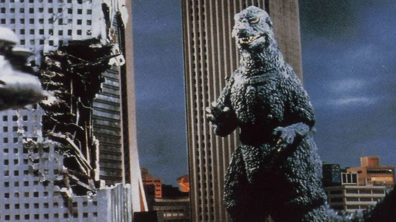 Illustration for article titled And now Frank Darabont will rewrite that new Godzilla movie