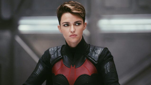 Holy Exits, Batwoman: Ruby Rose Is Leaving the DC Universe