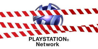 Illustration for article titled PlayStation Network Down For Repairs