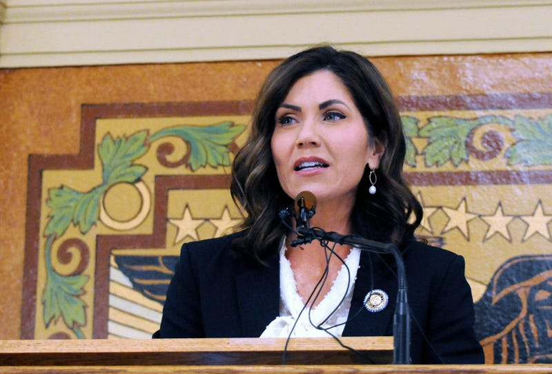 South Dakota Gov. Kristi Noem