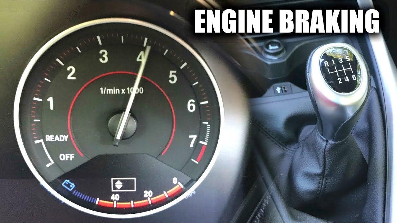 actually engine braking is fine rh jalopnik com Flash Slowing Down Slowing Down S