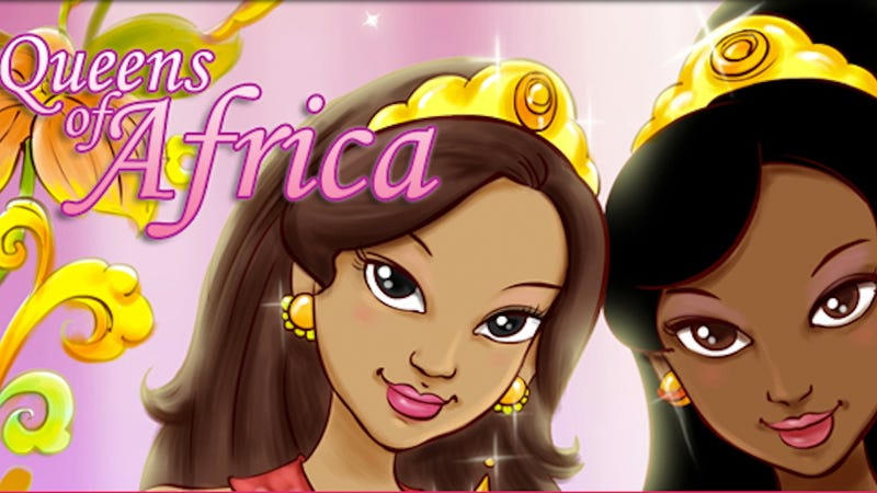 Illustration for article titled Nigerian 'Queens of Africa' Dolls Give Girls What Barbie Can't