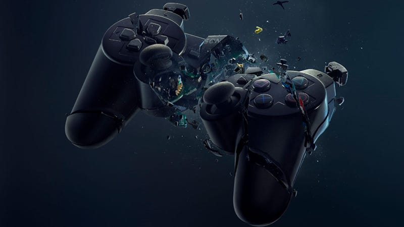 Illustration for article titled This PS3 Smashes Up Real Nice