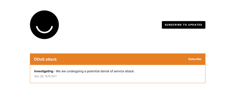 Illustration for article titled Ello Experiences Its First DDoS Attack (Update)