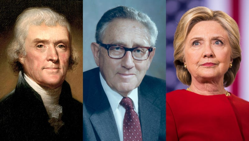 Illustration for article titled Most Influential U.S. Secretaries Of State