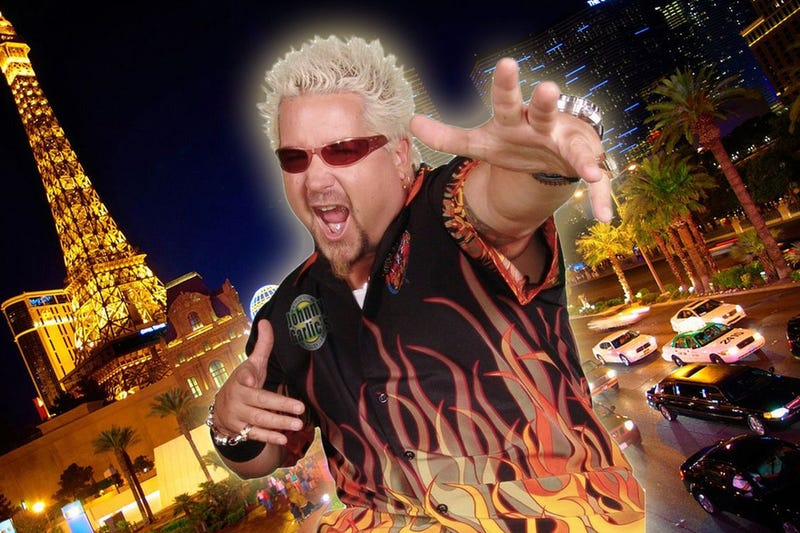 Illustration for article titled It's Guy Fieri's Birthday