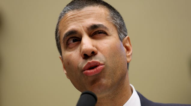 Ajit Pai's FCC Has Received Over 2,000 Complaints Related to Covid-19