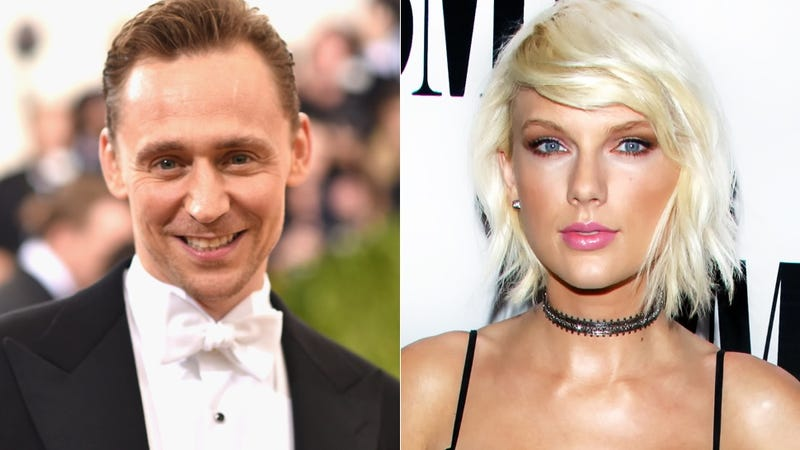 Illustration for article titled Tom Hiddleston Addresses Conspiracy Rumors: 'Taylor Swift and I Are Together and We're Very Happy'