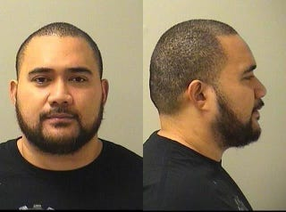Johan Asiata, photo via Kane County State's Attorney's Office