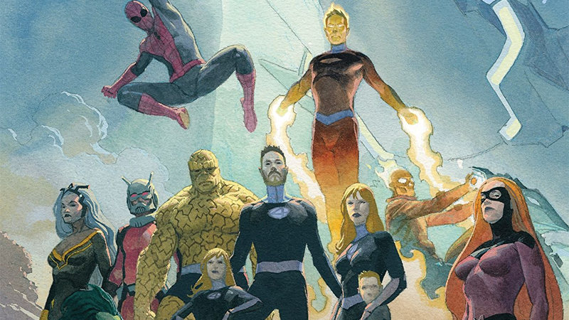 Change is coming to the Fantastic Four, so soon after their return.